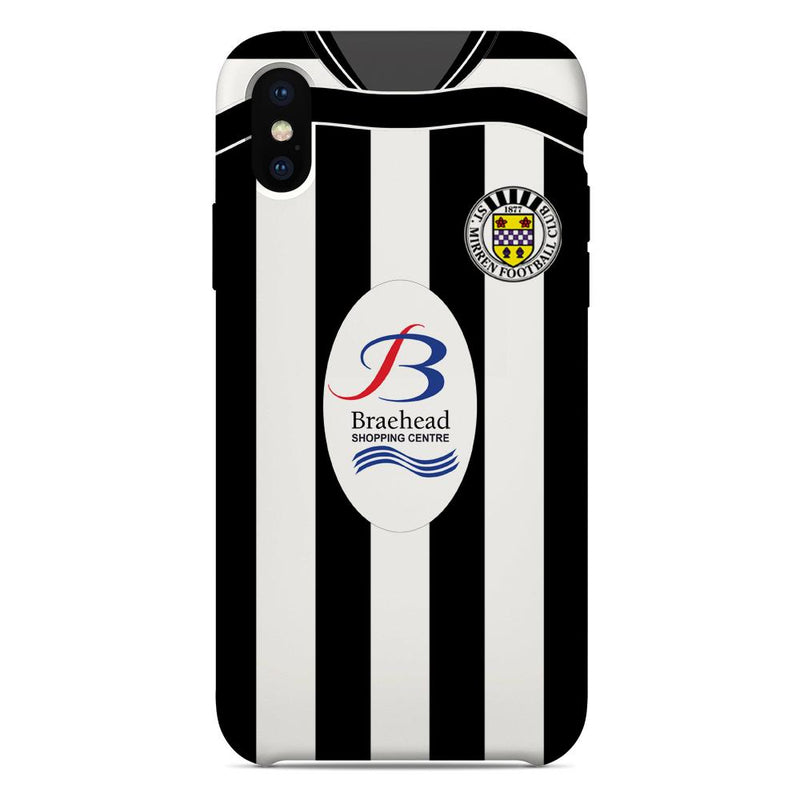 St Mirren F.C. 2005/06 Home Shirt Phone Case