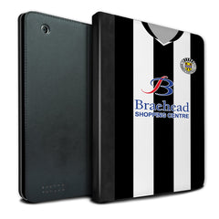 St Mirren F.C. 1981-84 Home Shirt iPad Case