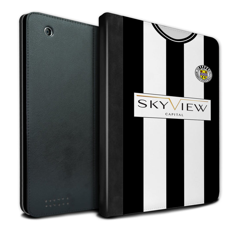 St Mirren F.C. 2017/18 Home Shirt iPad Case