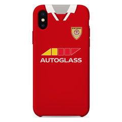 St Patrick's Athletic 1998 Home Shirt Phone Case