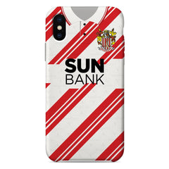 Stevenage F.C. 1996-98 Home Shirt Phone Case