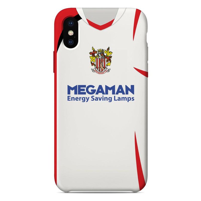 Stevenage F.C. 2008/09 Home Shirt Phone Case
