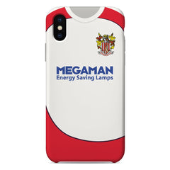 Stevenage F.C. 2009/10 Home Shirt Phone Case