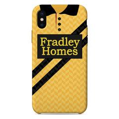 Stoke City 1990/91 Away Shirt Phone Case