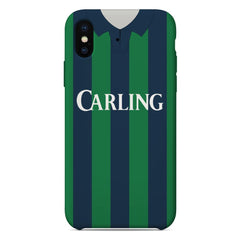 Stoke City 1969-72 Home Shirt Phone Case