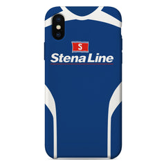 Stranraer 2014-16 Home Shirt Phone Case