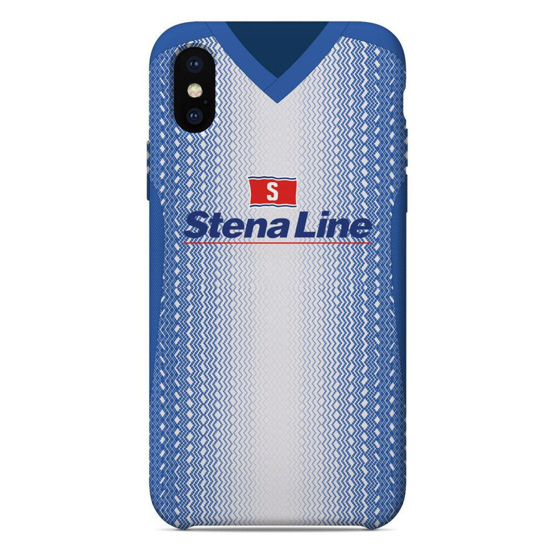 Stranraer 2019/20 Home Shirt Phone Case