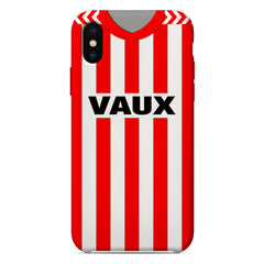 Sunderland 1988-1991 Home Shirt Phone Case