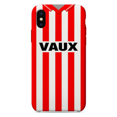 Sunderland 1991-1994 Home Shirt Phone Case