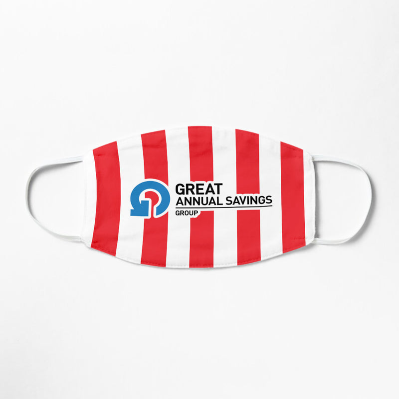 Sunderland 1973 Washable Face Mask