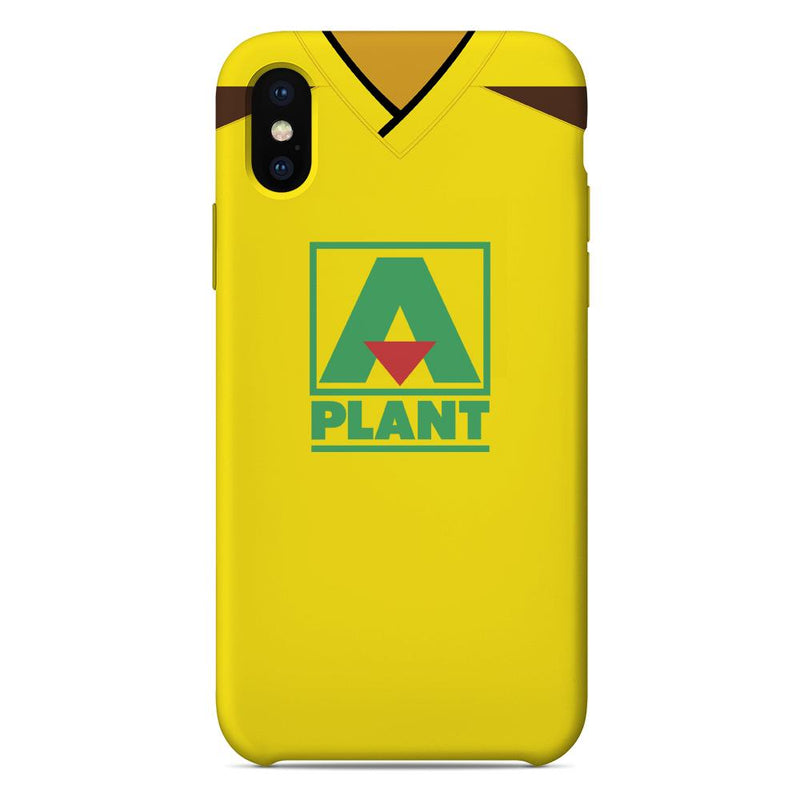 Sutton United 2010/11 Home Shirt Phone Case