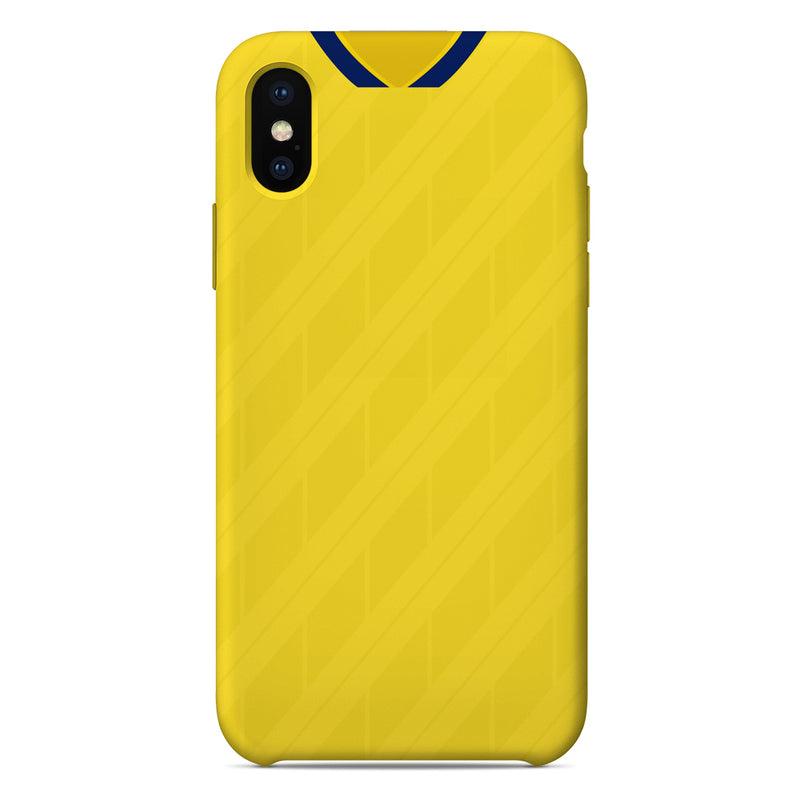 Sweden World Cup 2018 Home Shirt Phone Case