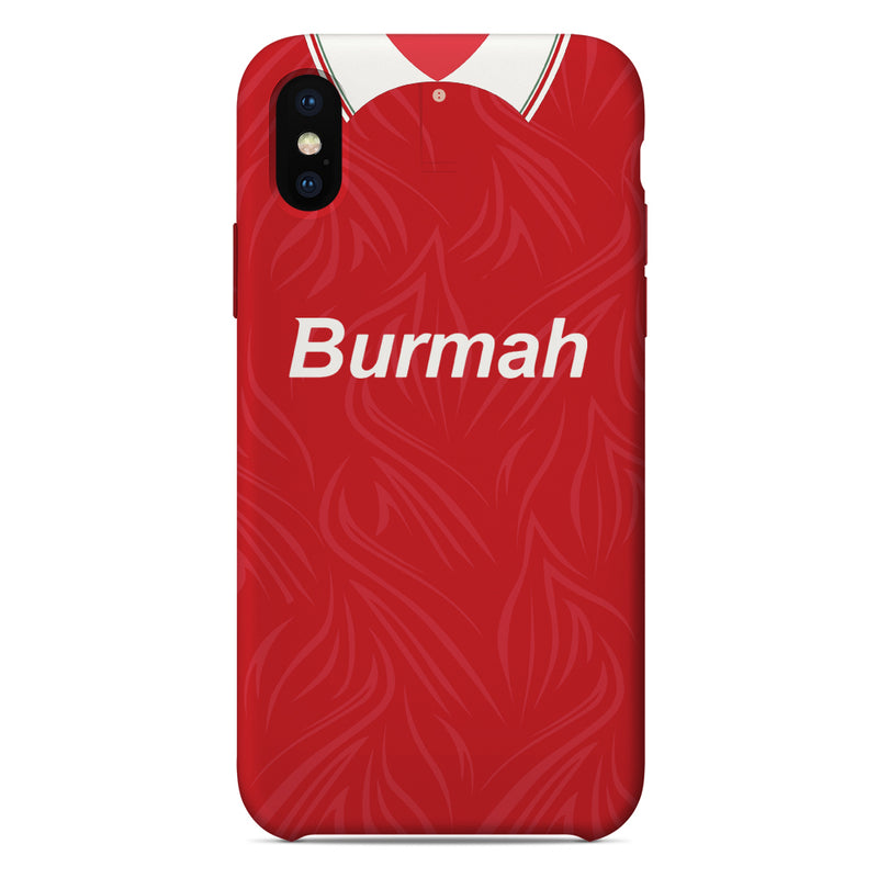 Swindon Town 1993-95 Home Shirt Phone Case