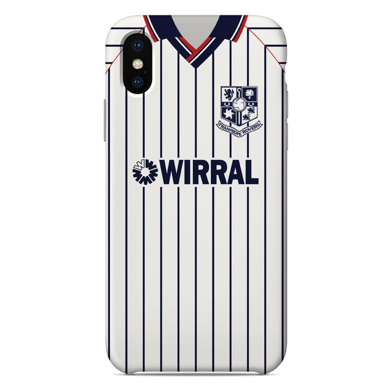 Tranmere Rovers F.C. 2019/20 Home Shirt Phone Case