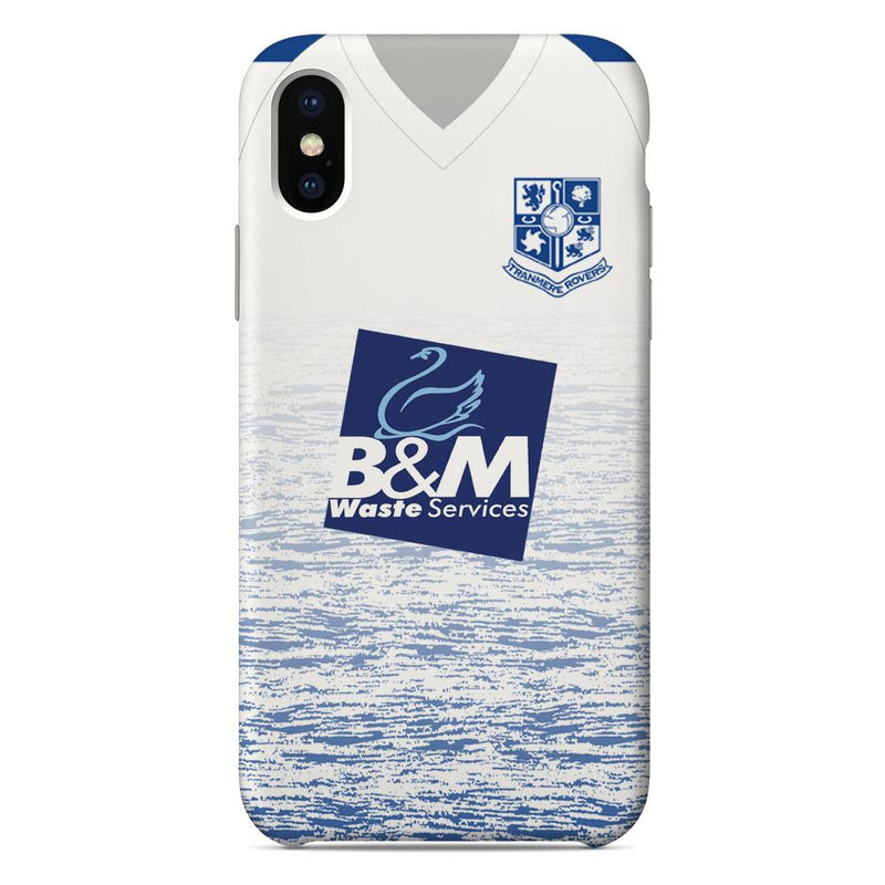 Tranmere Rovers F.C. 2018/19 Home Shirt Phone Case