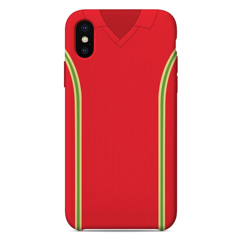 Wales 1980-84 Home Shirt Phone Case