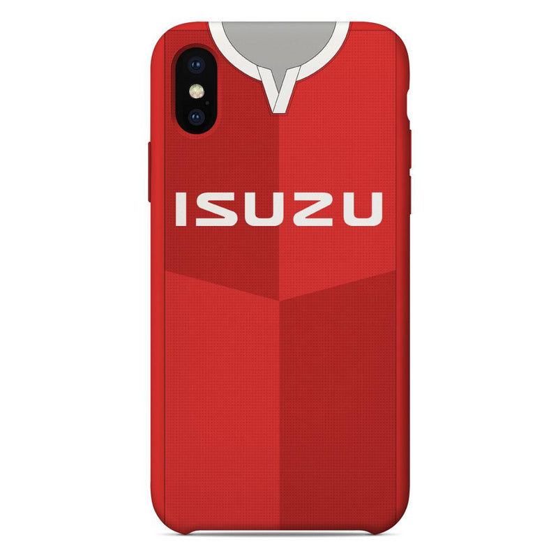 Wales Rugby 2019/20 Shirt Phone Case
