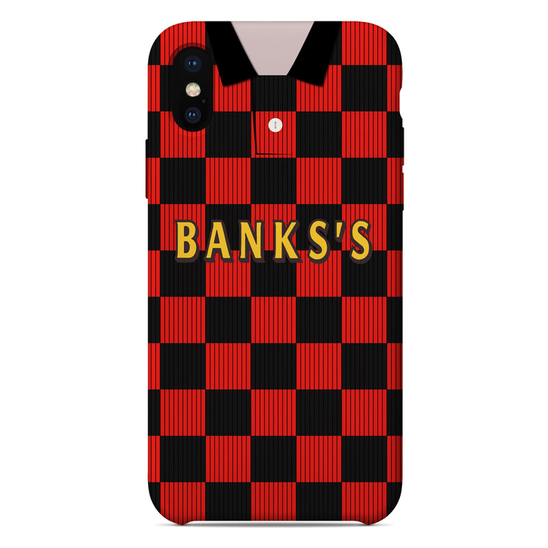 Walsall 1997-98 Home Shirt Phone Case