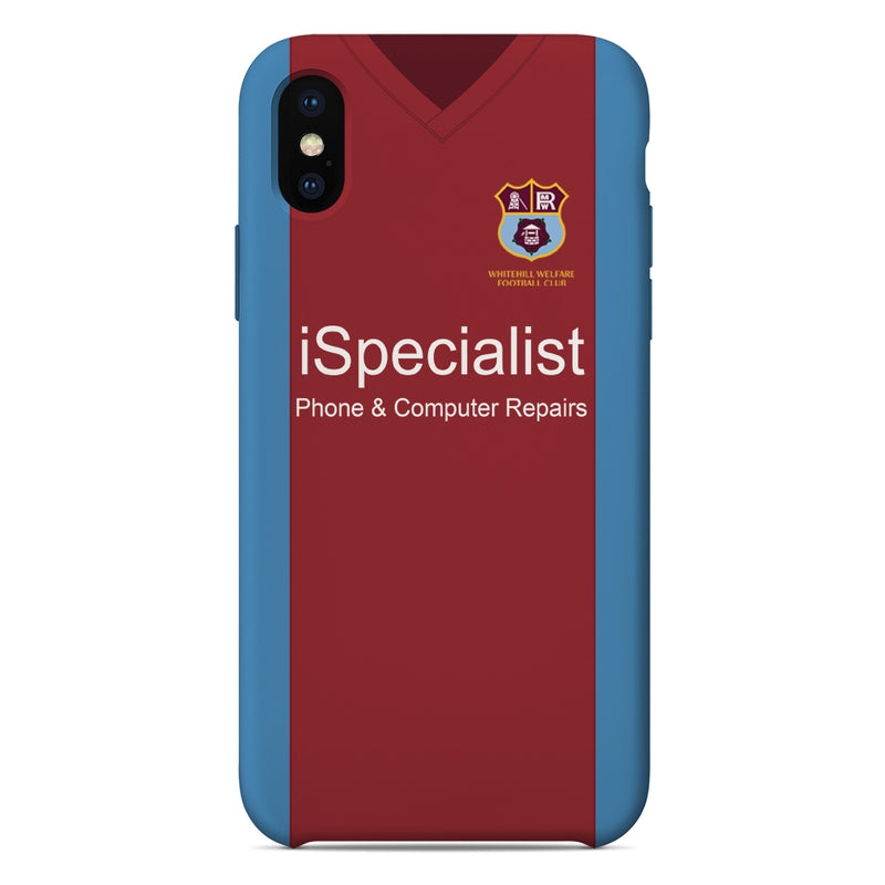 Whitehill Welfare 1996 Home Shirt Phone Case