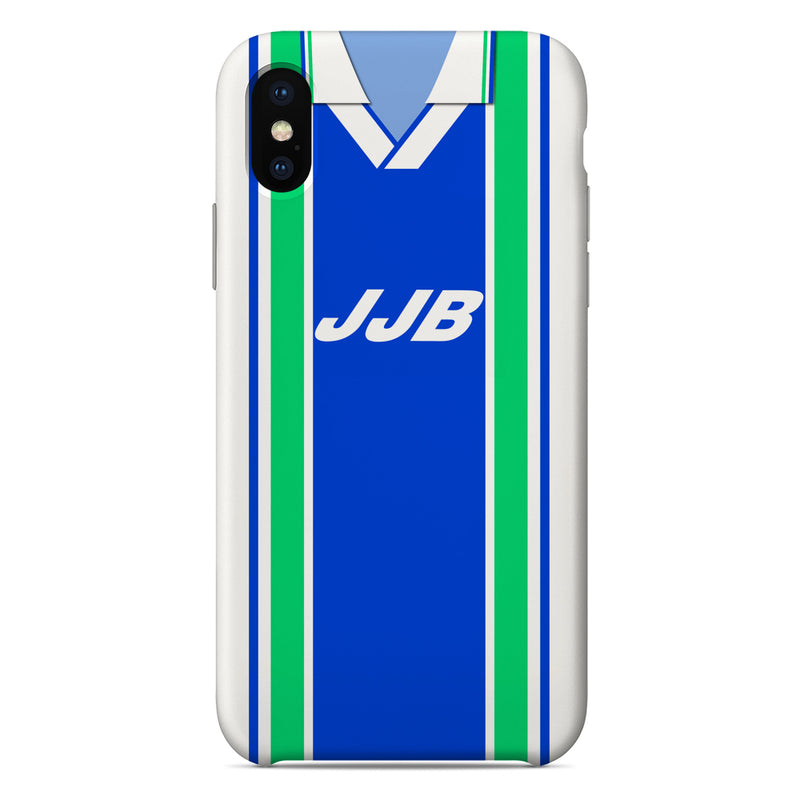 Wigan Athletic 1995-98 Home Shirt Phone Case