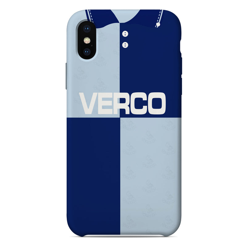 Wycombe Wanderers 1992-94 Home Shirt Phone Case