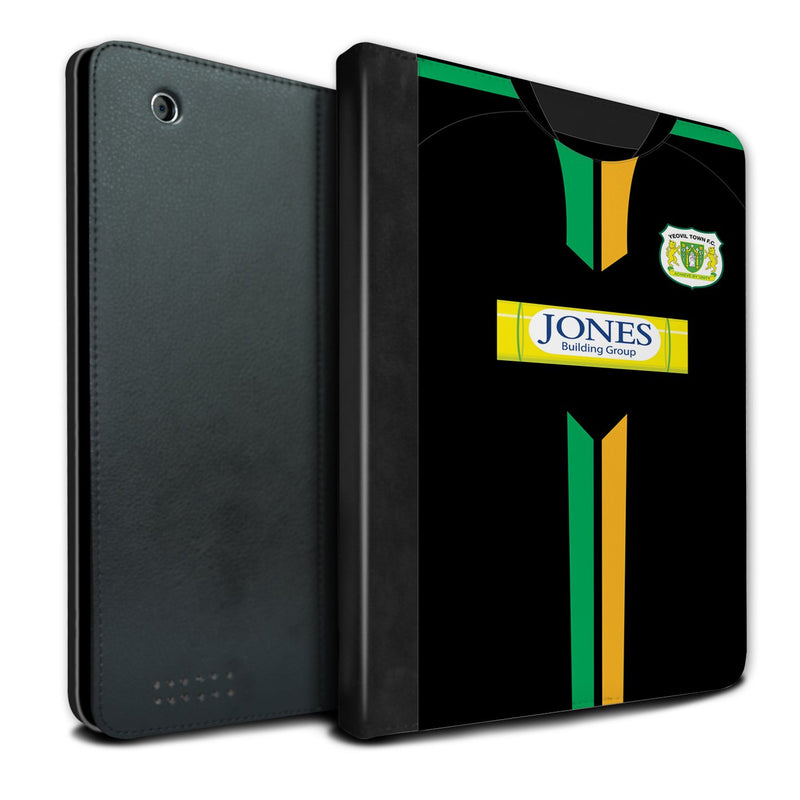 Yeovil Town F.C. 2018-2019 Away Shirt iPad Case