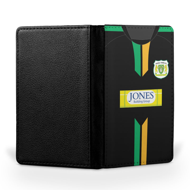 Yeovil Town F.C. 2018/19 Home Shirt Passport Case