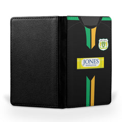 Yeovil Town F.C. 2018/19 Away Shirt Passport Case