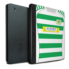 Yeovil Town F.C. 2018-2019 Home Shirt iPad Case