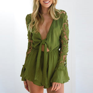 ANDREA PLAYSUIT