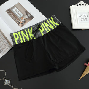 PINK Slim Fitness Shorts
