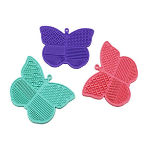 Butterfly Silicone Makeup Brush Clean