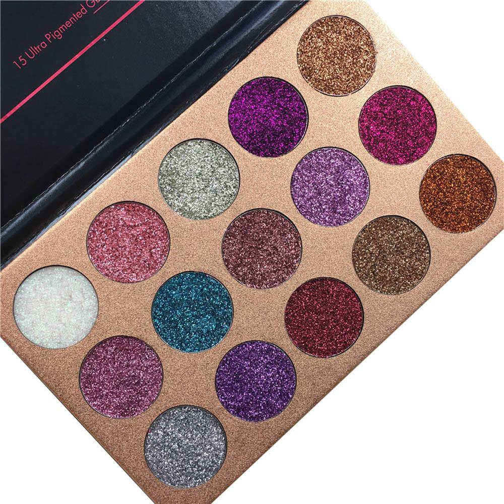 New York Shimmer Shadow Palette