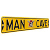 Pittsburgh Pirates Steel Street Sign with Logo-MAN CAVE