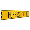 Pittsburgh Pirates Steel Street Sign-FORBES FIELD