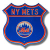 MLB New York Mets Metal Route Sign