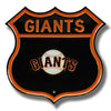 MLB San Francisco Giants Metal Route Sign