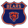 NFL Chicago Bears Metal Route Sign