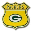 NFL Green Bay Packers Metal Route Sign