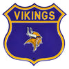 NFL Minnesota Vikings Metal Route Sign