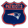 NFL New England Patriots Metal Route Sign