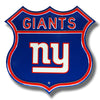 NFL New York Giants Metal Route Sign