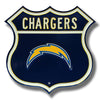 NFL Los Angeles Chargers Metal Route Sign