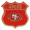 NFL San Francisco 49ers Metal Route Sign