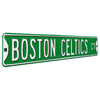 Boston Celtics Steel Street Sign-BOSTON CELTICS CT