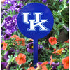 NCAA Kentucky Wildcats STEEL Garden Stake- Blue