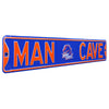 Boise State Broncos Steel Street Sign with Vintage Logo-MAN CAVE