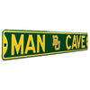 Baylor Bears Steel Street Sign with Vintage Logo-MAN CAVE