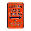 Auburn Tigers Steel Parking Sign-No Elephants