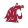 Washington State Cougars Laser Cut Steel Logo Spirit Size-Primary Logo